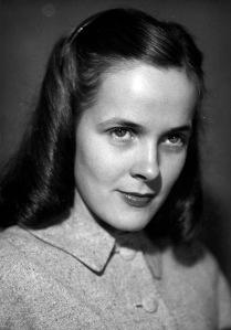 Mom in 1947