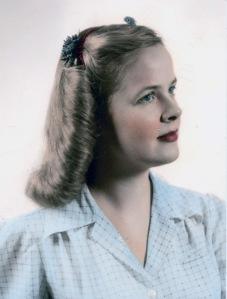 Wanda Cowart 1946